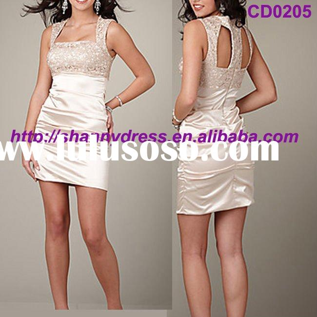 CD0205 Short party dress