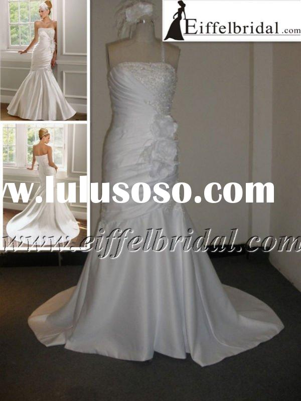 CHC004 new 2011 popular real Bridal wedding dress, princess wedding dress