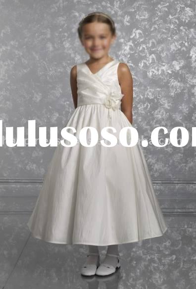 Children`s Dress C076