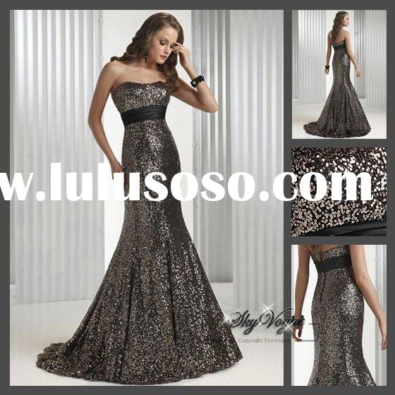 FM039*Mermaid Formal Gown Ball Prom Evening Dress