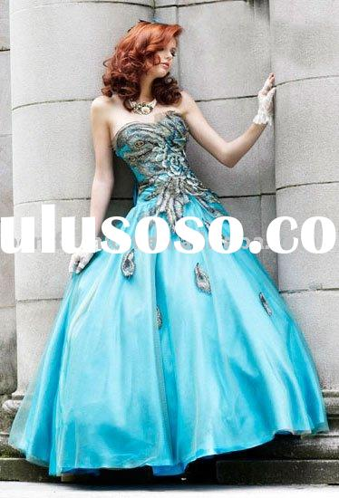 Fascinating Prom Dress/prom gown/ball gown HL-PD125
