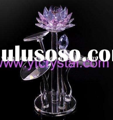 Fashion Crystal Wedding Decoration