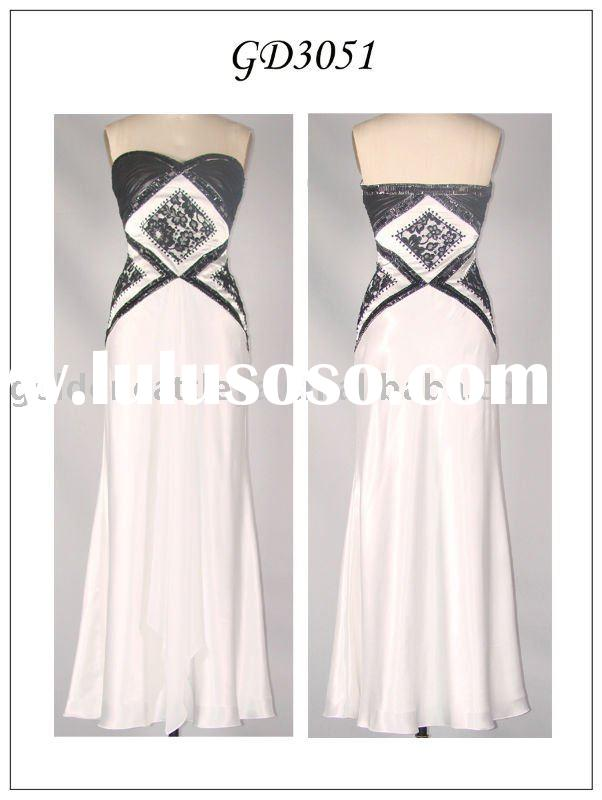 GD3051 classic prom gown
