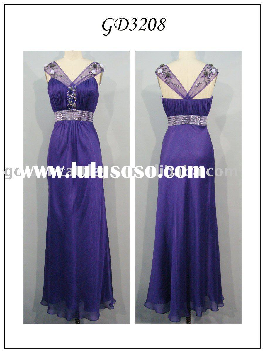 GD3208 maxi prom gown