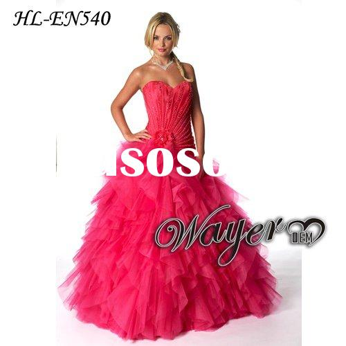 Gorgeous Prom Dress 2011 HL-EN540