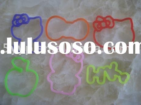 Hello Kitty Rubber Band