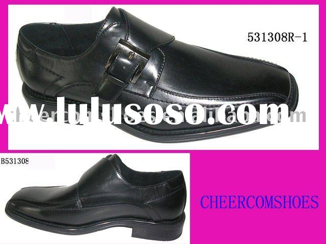 Hot Selling Action Leather  Men' Dress Shoes, Fashion Shoes 2011 New Design