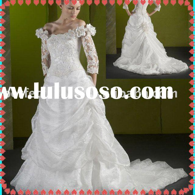 Inexpensive wedding dresses LS0001