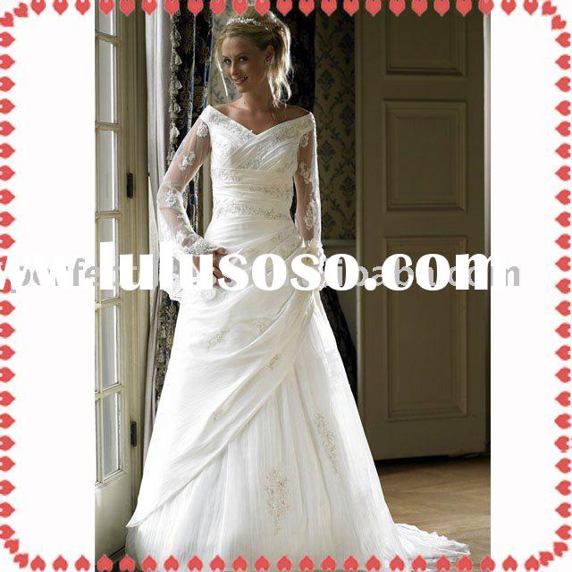 Inexpensive wedding dresses LS0003