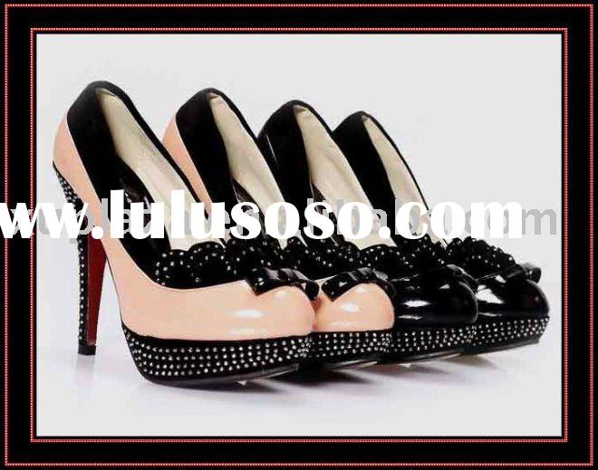 Lady High heel shoes