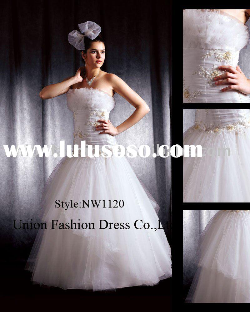 Lovely Design Wedding Dress