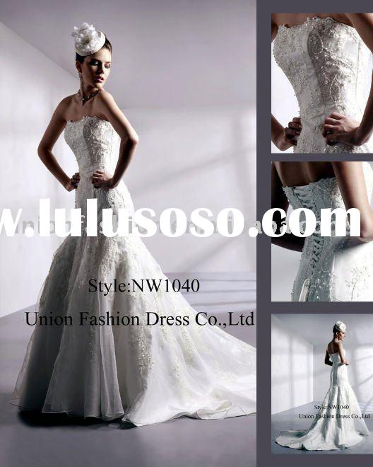 Newly wedding Dress NW1040