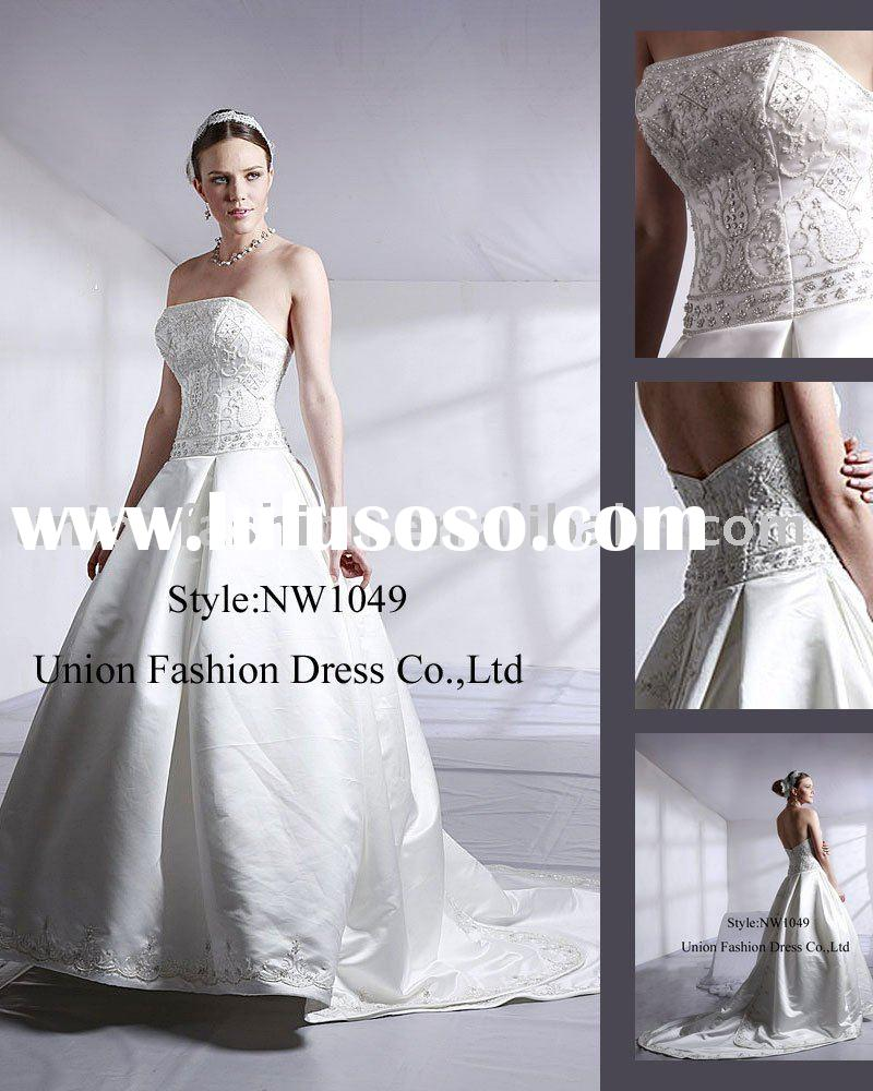 Newly  wedding Dress NW1049