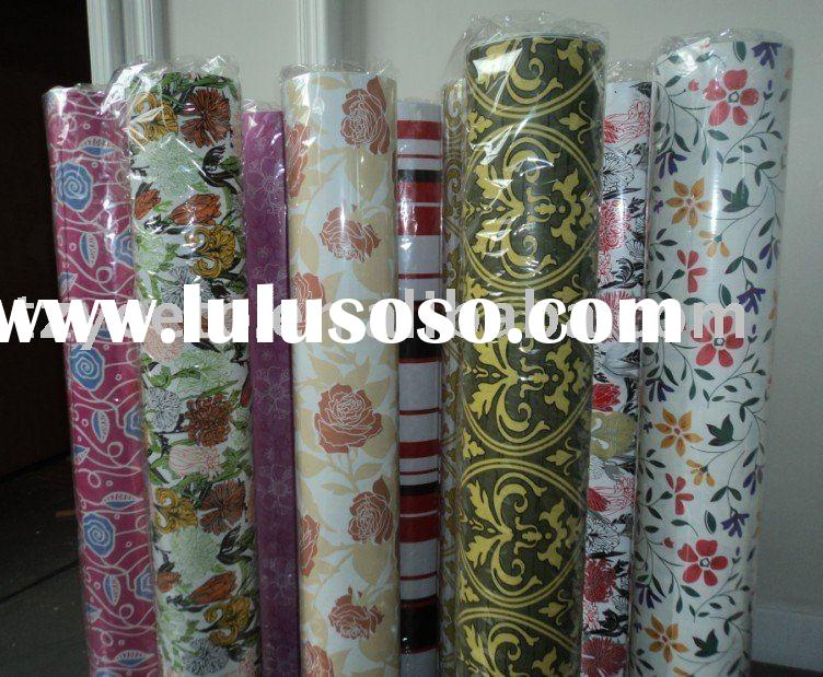 Pattern self adhesive vinyl