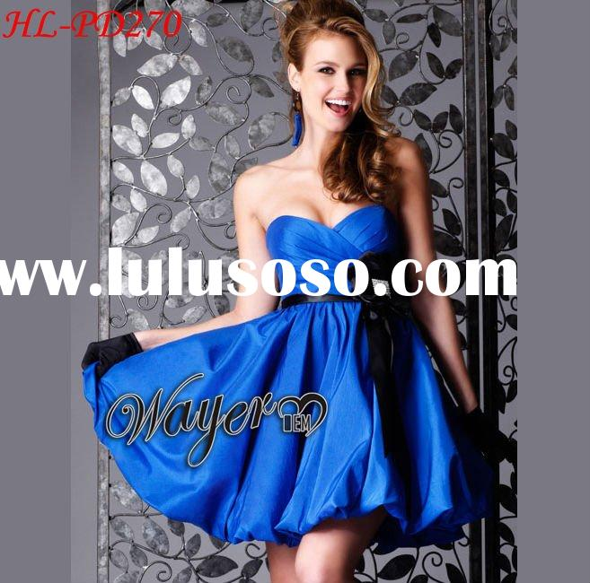 Popular Short Prom Dress HL-PD270