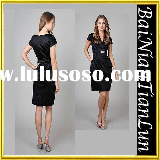 Sleeveless cocktail party dresses BNTL0082