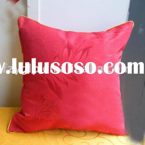 Soft wedding decoration pillow