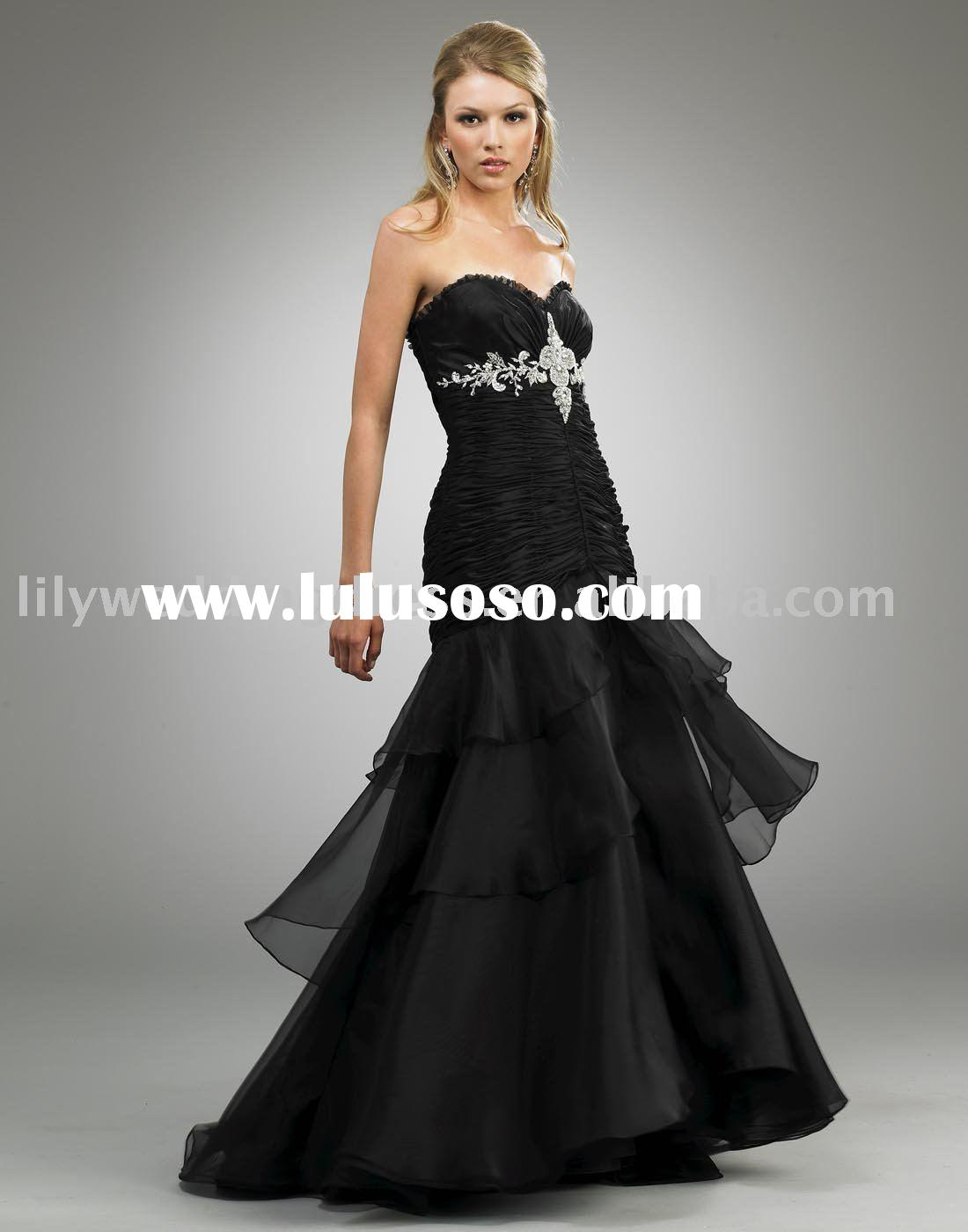 Stunning Prom Dress Ball Gown