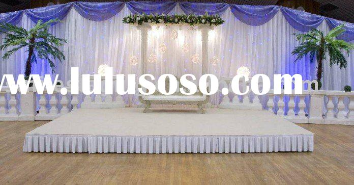 Wedding Stage with Decoration