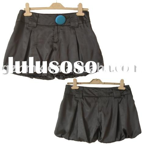 balloon fashion short pants
