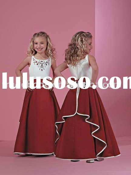 brand new kids party dress fashion prom dress