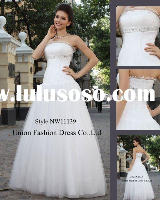 bridal wedding dress NW11139
