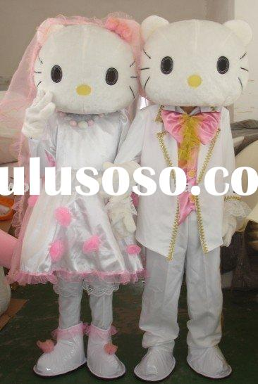 carnival hello kitty costume, Cartoon costume,fancy dress costume