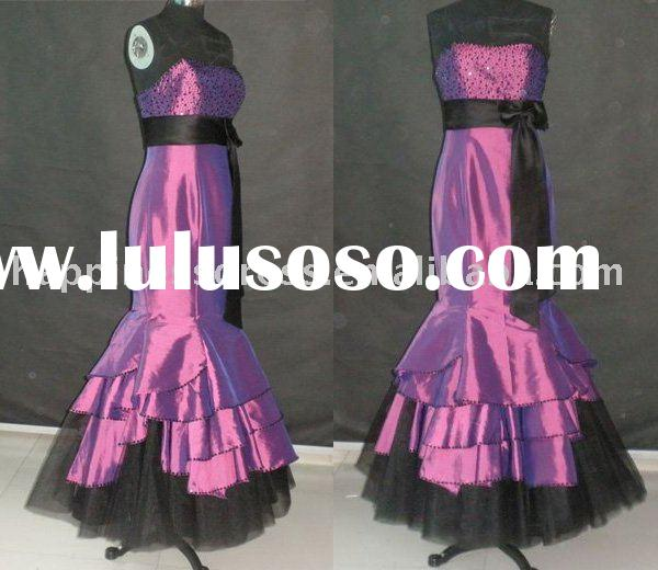 custom prom gowns S8121