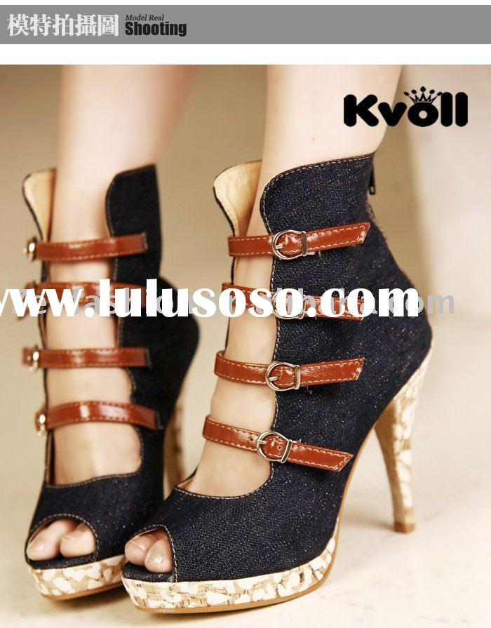 evening dress party dress shoes wholesale small moq
