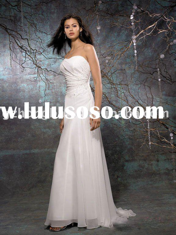 fashion  bridal   dress