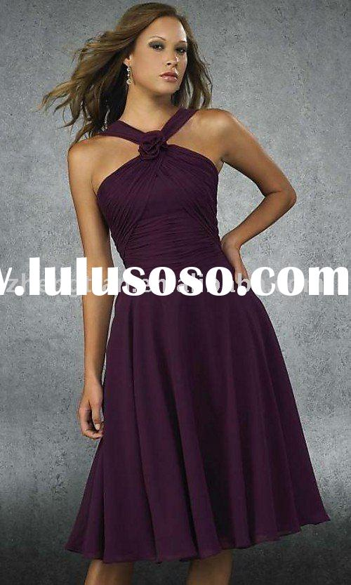ladies evening prom dress