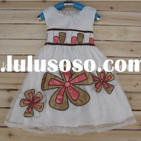 little girls' special occasion dress/party dress/princess dress