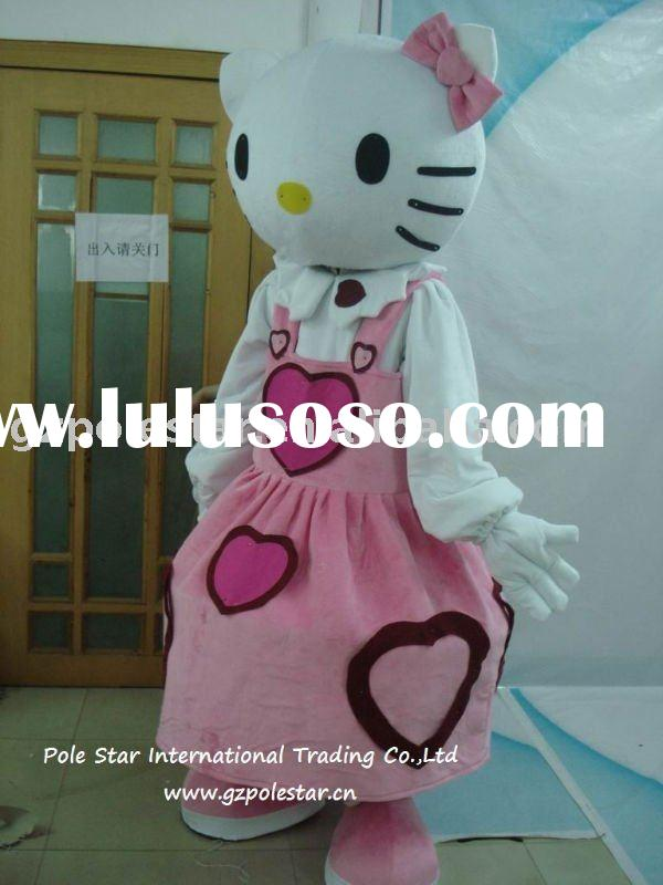 pink hello kitty costume