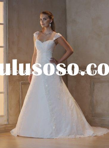 simple wedding dress  KL2776