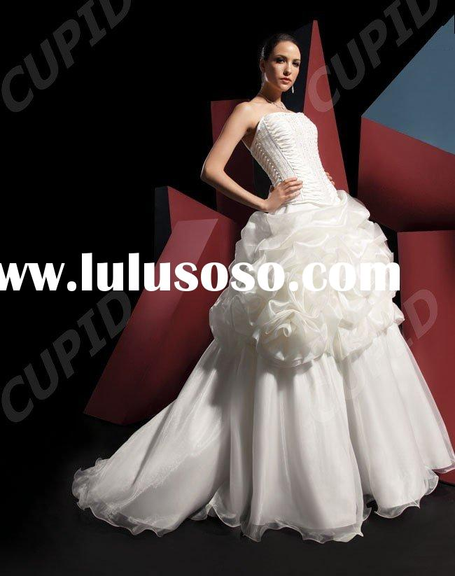 unique Ball Gown Wedding Dresses 2011