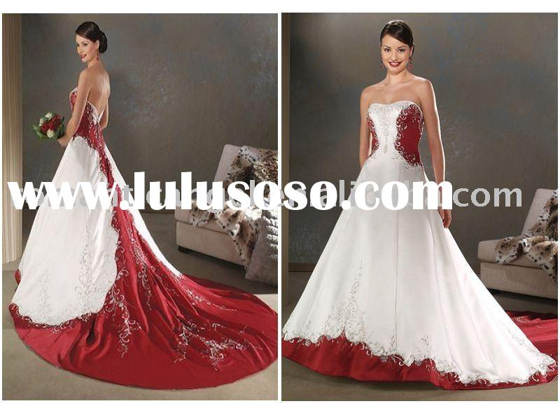 wedding dress HS-131