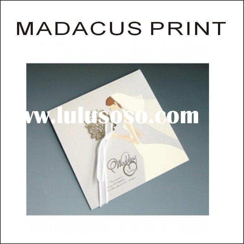 2010 new high end wedding invitationshandmade for sale for Handmade wedding invitations for sale