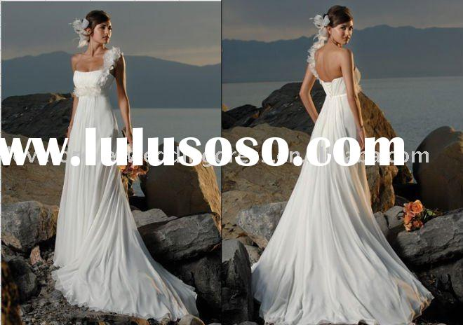 2011 wedding bride dress