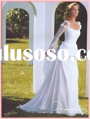 Classic Wedding Gown WD1118