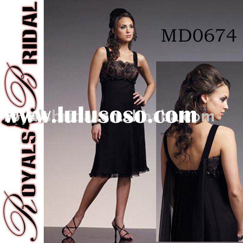 Fashion Formal Short Mother Of The Bride Dress