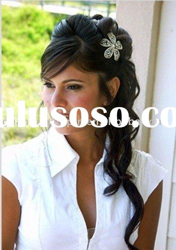 Hair Pin For Wedding Hairstyles