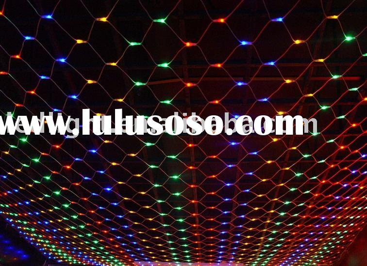 LED net light,holiday and wedding decoration