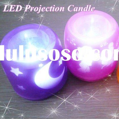 NEW Colorful led candle