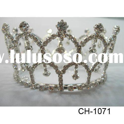 Winner Crown/crystal crown/pageant crown/wedding jewelry/bridal accessory/crowns /tiara crown