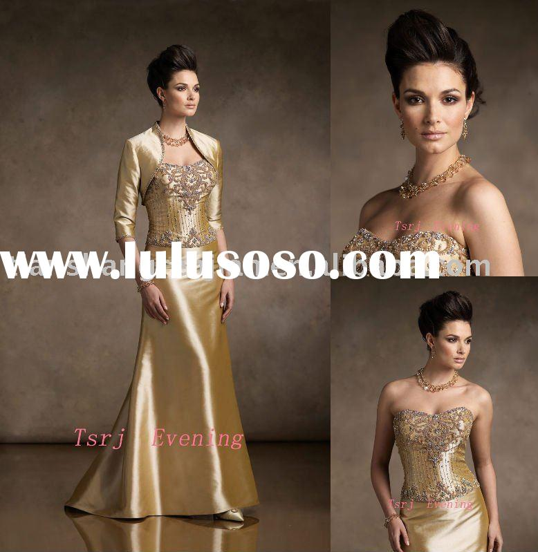 elegant mother of bride dress sheena-101