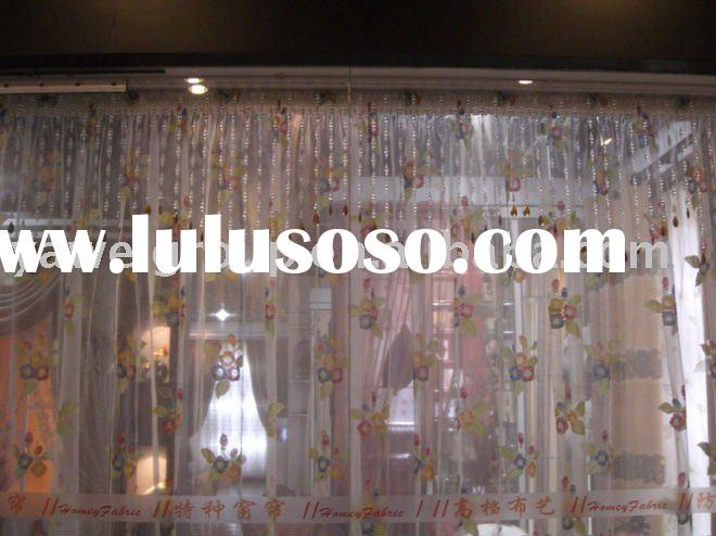 hanging bead crystal curtain string for wedding decoration