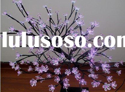 led cherry blossom tree lightZS-TL13 Pink decoration for wedding and party