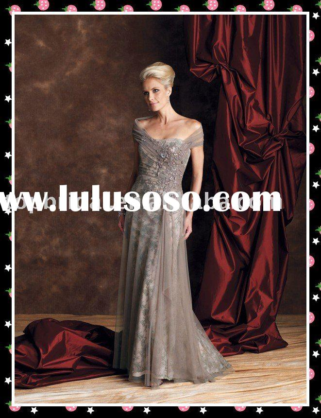 mother of the bride dresses  M067