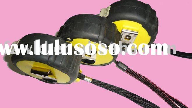rubber tape measure