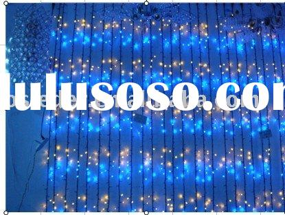 wedding lighting LED Christmas waterfall  light